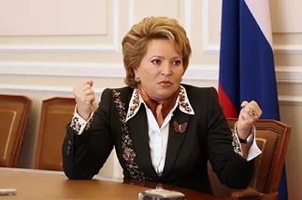 Матвиенко изумила 7-тысячная зарплата ивановского учителя
