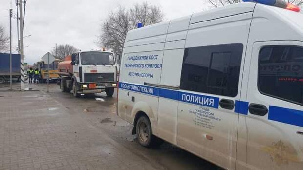 Автобусы снезакрепленными колесами возят пассажиров вРостовской области