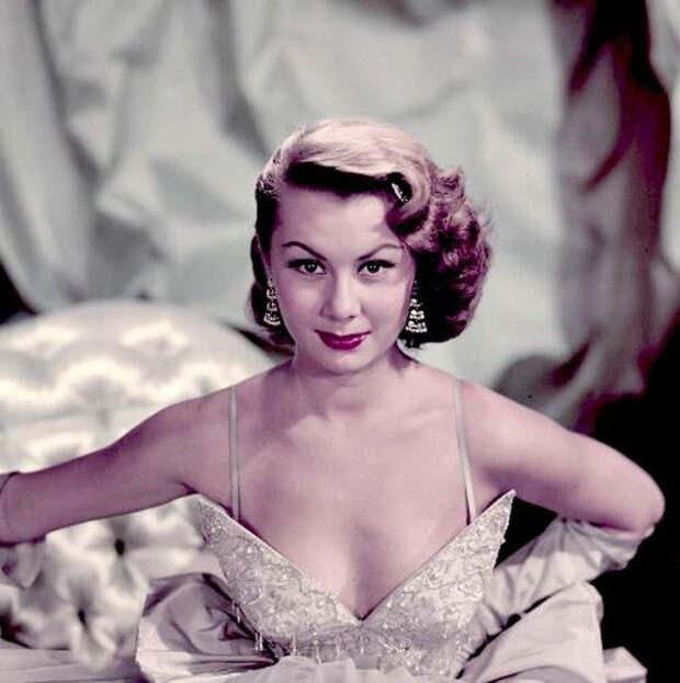 Голливудские блондинки 1950-х годов.
