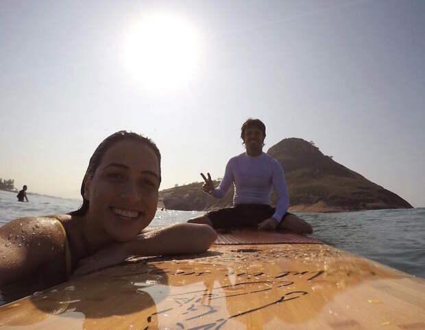 Сёрфинг в паре