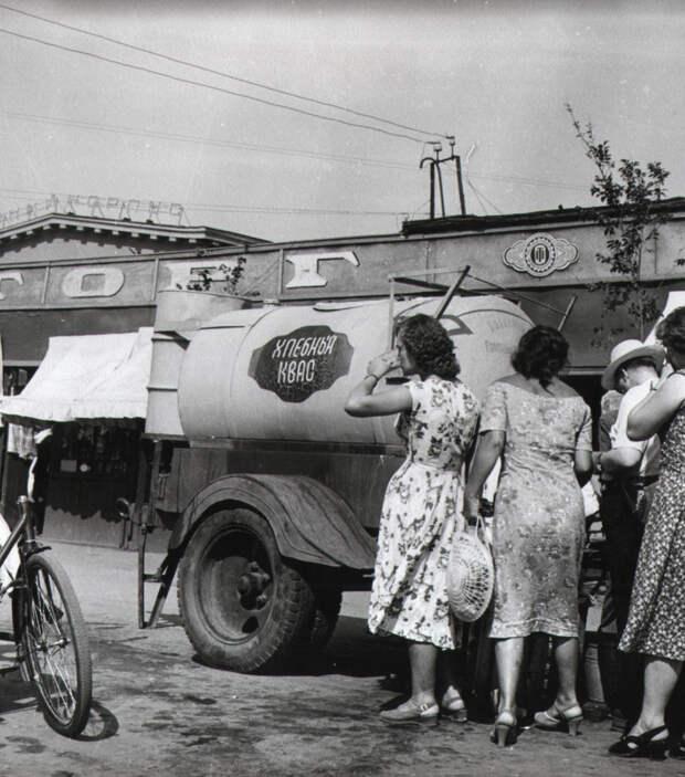 Настоящий СССР на фото «иностранного шпиона».