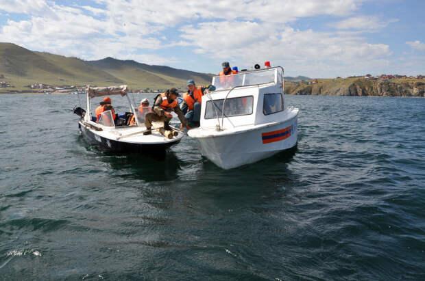 Навигация открыта на водохранилищах Приангарья и на озере Байкал