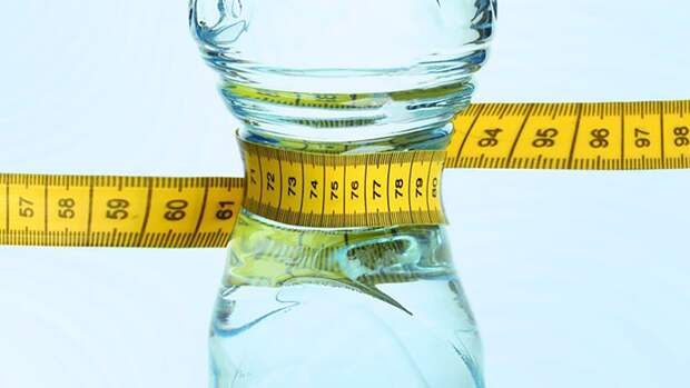 Польза воды при диете