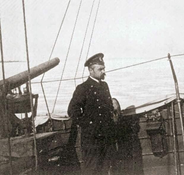 Ледовый поход: как русский дворянин спас от англичан и немцев 236 кораблей