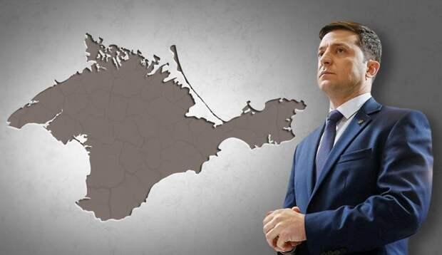 Украина запуталась: Чей же Крым?! (ВИДЕО)