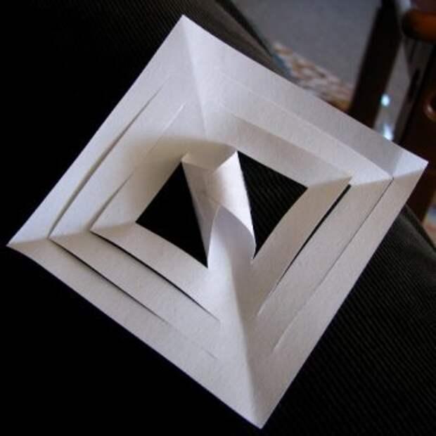 Объемные снежинки из бумаги своими руками: пошаговая инструкция