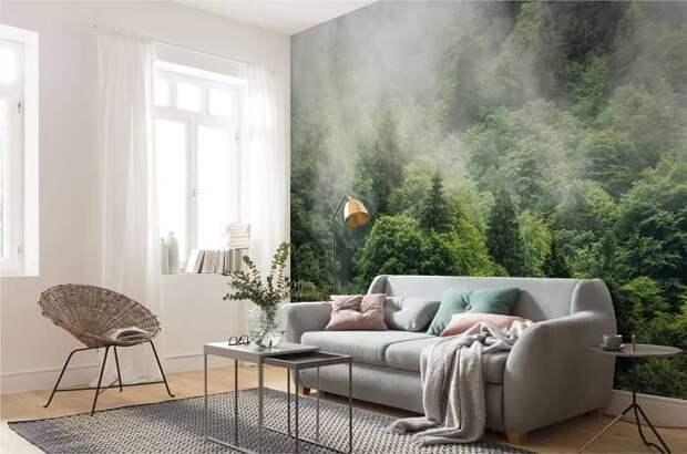 Визуальные иллюзии в дизайне интерьера + фото