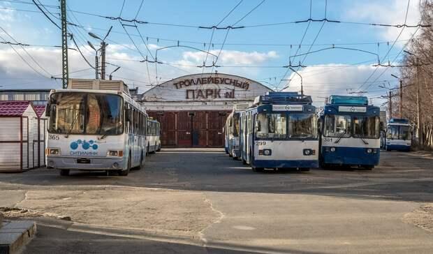 Из фильма ужасов: петрозаводчане жалуются на состояние городских троллейбусов