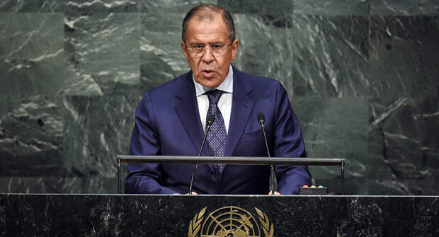 Лавров в ООН расставил все точки над «i», поставив страны Запада на место