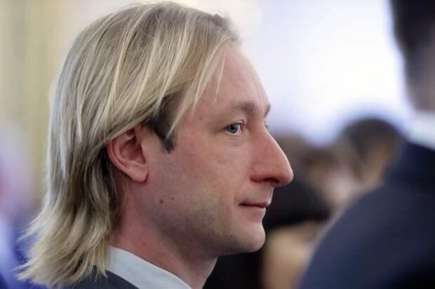 Евгений Плющенко назвал Владимира Путина лучшим лидером России
