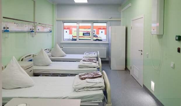 Закрытые ковидные госпитали вернут к работе в Волгограде