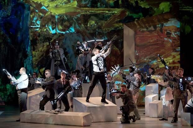 Александр Титель поставил самую знаменитую оперу Вебера