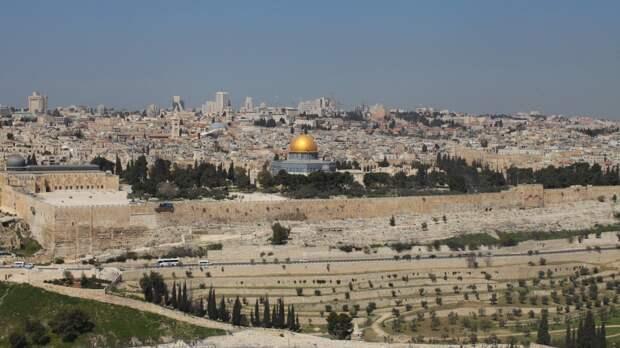 Сигналы ПВО вновь звучат в столице Израиля