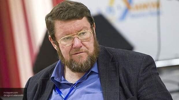 Сатановский считает «болезнью» переписывание истории на Украине