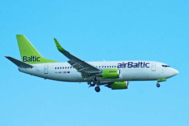 AirBaltic решила нелетать над Белоруссией после инцидента сRyanair