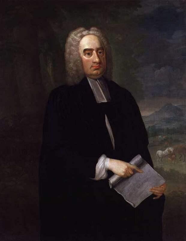 Джонатан Свифт.