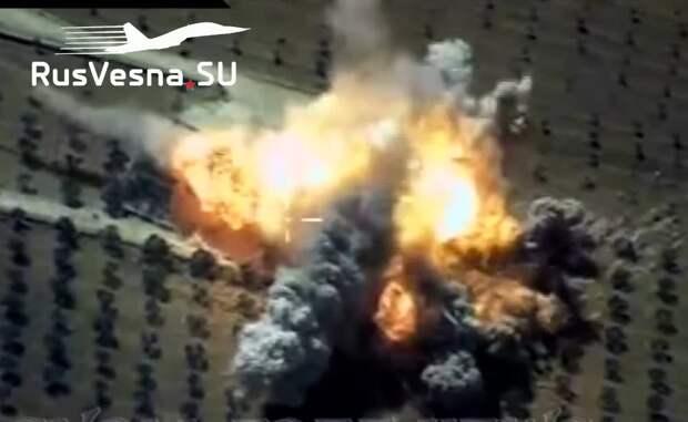 СРОЧНО: Мощнейшие удары — Армия России уничтожила тайные подземные объекты врага (ВИДЕО)