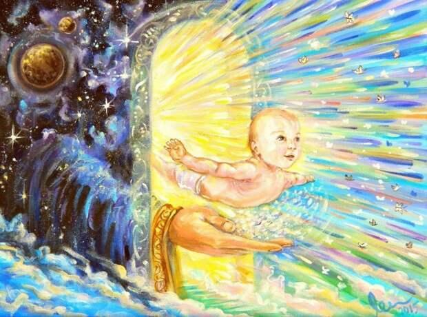 Тайна рождения человека