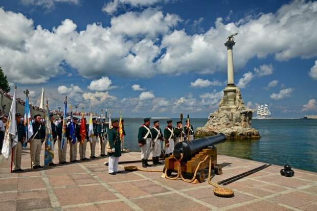 День ВМФ 2020 в Севастополе: программа праздника