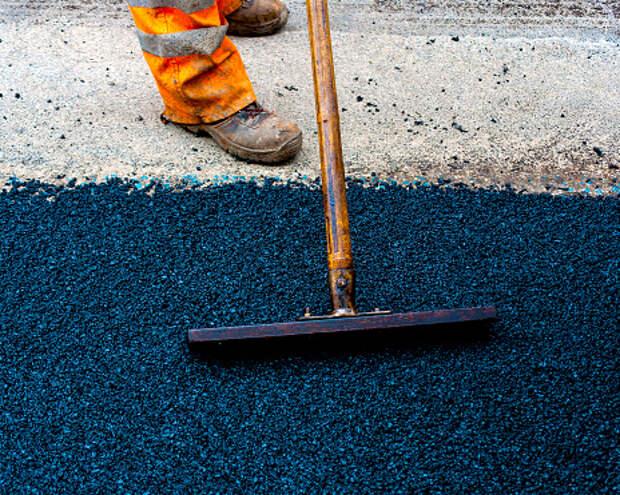 На Бескудниковском бульваре идет подготовка к ремонту дороги