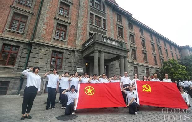 Марксизм завоевывает сердца молодых