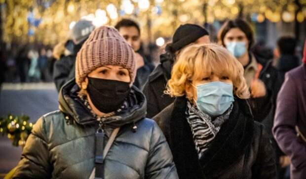 В России за сутки коронавирус выявили у 8,4 тысячи человек