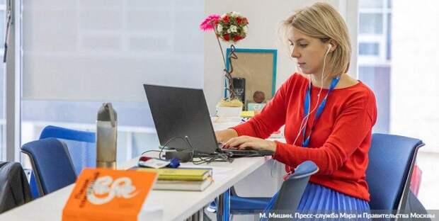 Сергунина: Интерактивный помощник для предпринимателей появился в Москве. Фото: М.Мишин, mos.ru