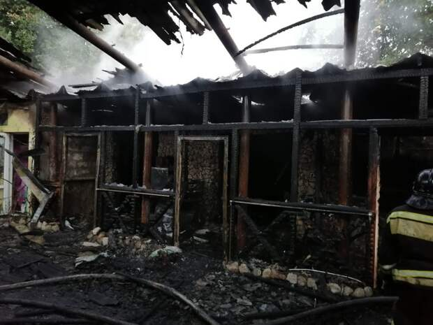 Один человек погиб в результате пожара в Севастополе