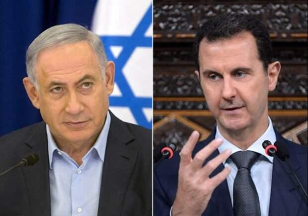 СМИ: Израиль нащупал общий интерес сРоссией иИраном вСирии