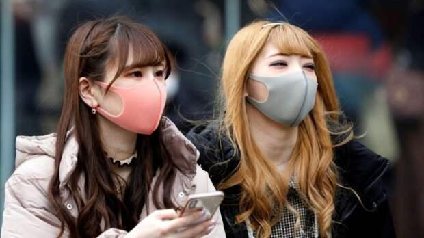 В Японии создали первую в мире съедобную защитную маску