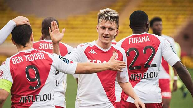 «Летом его должен купить топ-клуб». Головин оформляет гол + ассист и тащит «Монако» в Лигу чемпионов