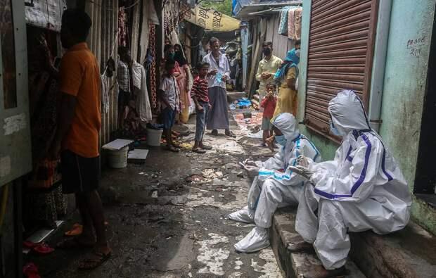 Черная, белая и желтая. В Индии умер мужчина, заразившийся сразу тремя видами «плесени»