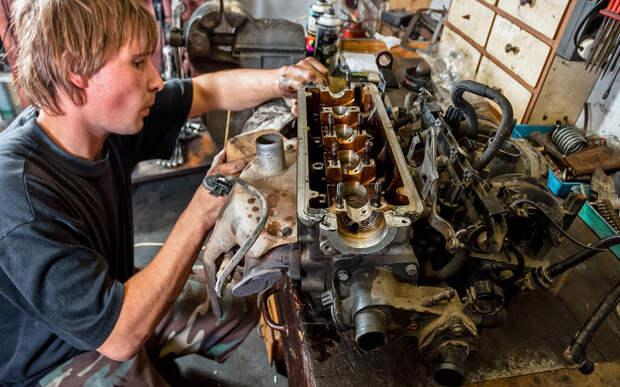 Капиталка мотора: главные признаки, что вот-вот ипора