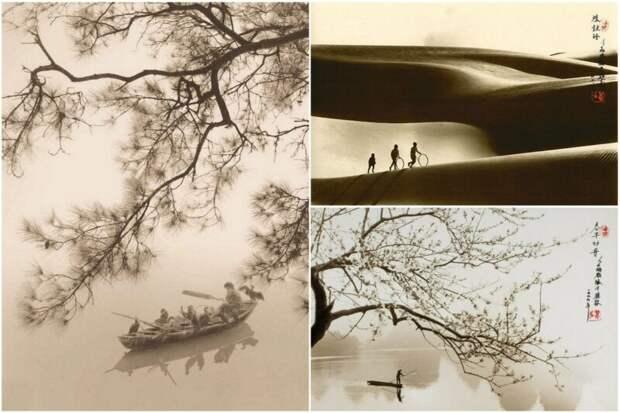 Изысканные китайские мотивы на снимках культового фотографа Дон Хонг-Оай