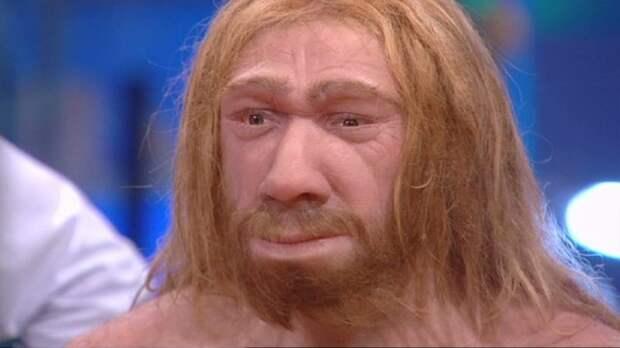 Неандертальцы больше не рыжие