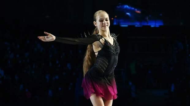 Трусова впервые прокомментировала итоги командного турнира в Москве