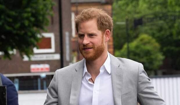 Принц Гарри наплевал на важный королевский закон