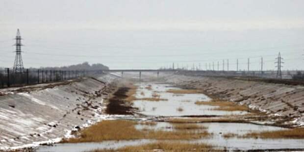 В Крыму решили проблему с водой