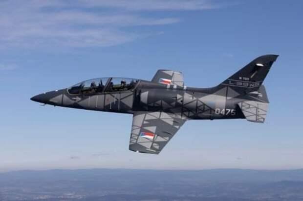 Чешский учебно-боевой самолет L-39NG на испытаниях превзошел расчетные параметры