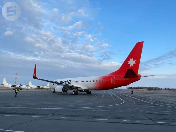 Самолёты из Ижевска могут полететь в Новосибирск и Калининград