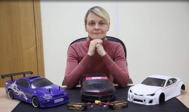 Педагог с Мурановской увлекается радиоуправляемым моделизмом