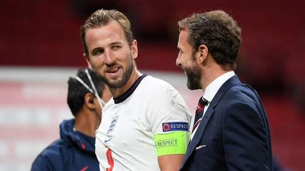 Англия огласила заявку на Евро-2020