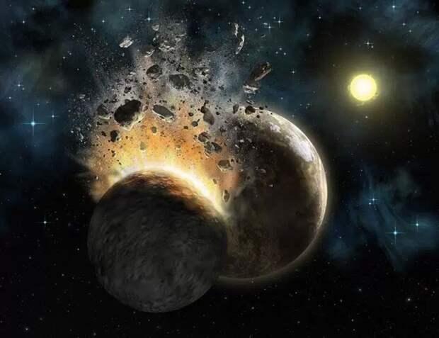 Существование планеты Фаэтон – что мы знаем?