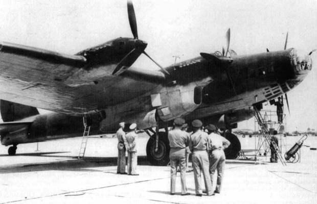 К 75-летию полёта в Америку и обратно Энделя Пусэпа
