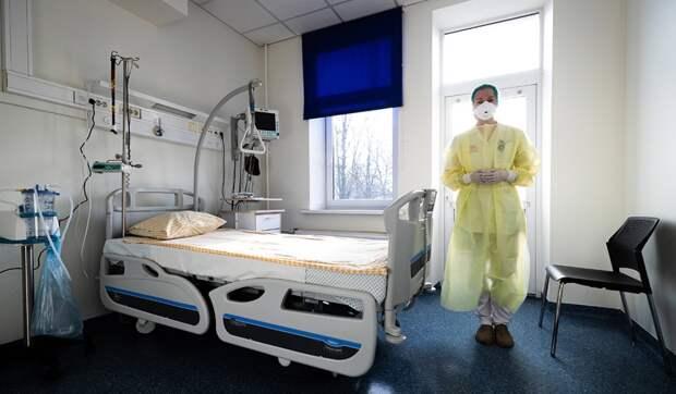 В Эстонии зафиксировали первый случай заражения южноафриканским штаммом коронавирса