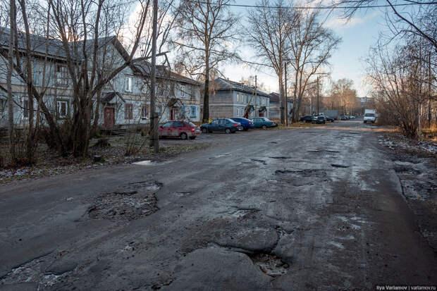 Здесь живут люди: гнилые бараки Архангельска 5 лет спустя