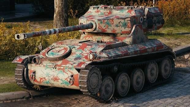 World of Tanks. Топ 10 танков с самым интересным и веселым геймплеем.