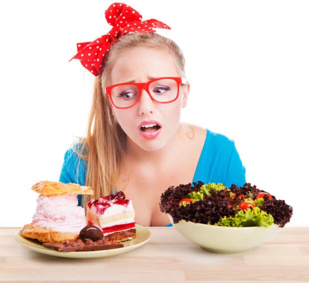 Опять диета? /Фото: takprosto.cc