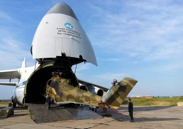 США наняли самолёты РФ и Украины длявывоза имущества Пентагона изАфганистана