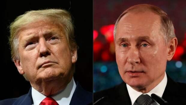 Путин и Трамп похвастались своим самым мощным оружием